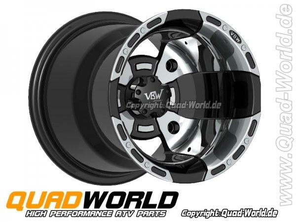 VBW-Sport Quad Felge Silber 10x10 4+6 4/110