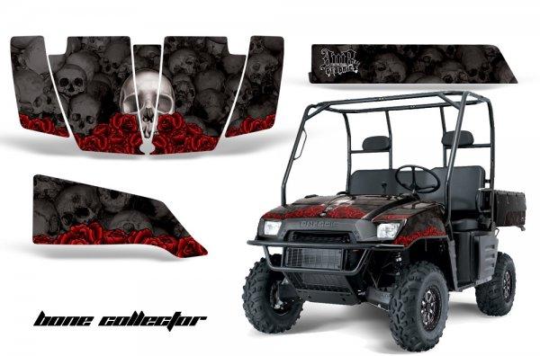 Grafik Kit Dekor Bone Collector Polaris Ranger 500/700 XP 05-08 UTV Graphic Kit