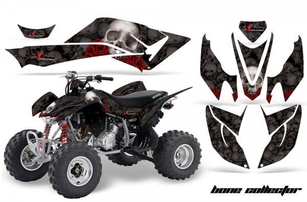 Grafik Kit Dekor Bone Collector Honda TRX 400EX 08-11 Quad ATV Graphic Kit