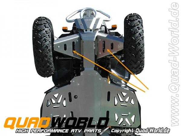 A-Arms Schutz für Can Am Renegade 500/800 EFI 08-12