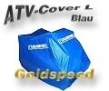 ATV Garage Goldspeed Blau L