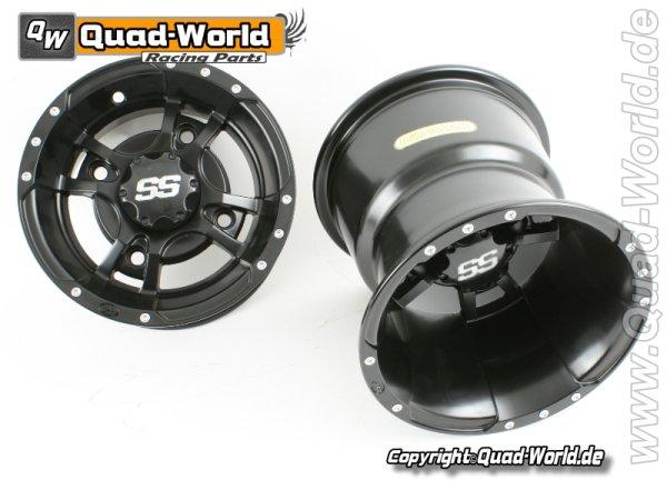 ITP SS112 Quad Felge BLACK 10x8 4/115 3+5