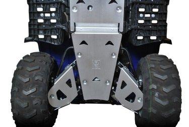 Pro Armor ProArmor Rear A-Arms Skid Plate Unterfahrschutz für Yamaha 700 Grizzly YFM700FWA