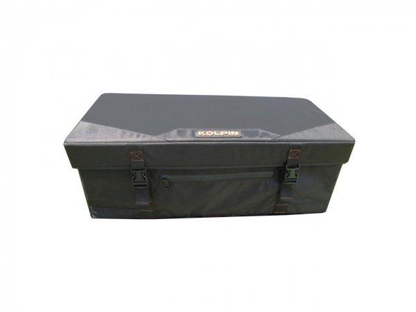 KOLPIN Guardian Quad ATV UTV Storage Box Koffer Semi-rigid Black 80L