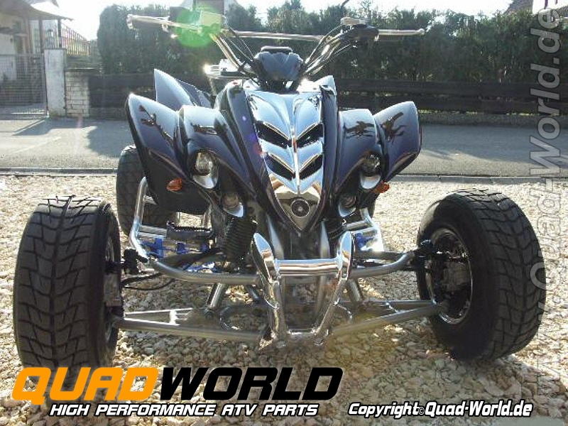 Scheinwerfer || Yamaha YFM 350R || Tüv Scheinwerfer