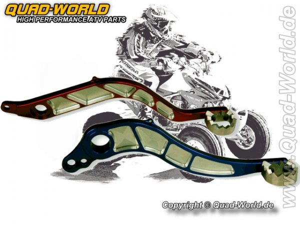 ART Racing Bremshebel Honda TRX 450 ver. Farben