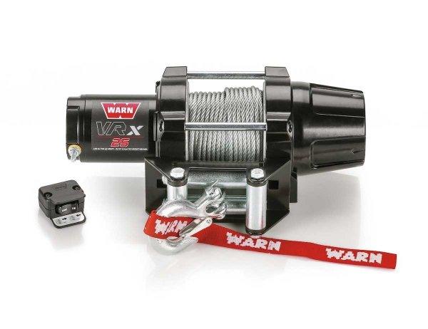 WARN VRX 25 Seilwinde 1134 KG ZUGKRAFT 15.2m Stahlseil