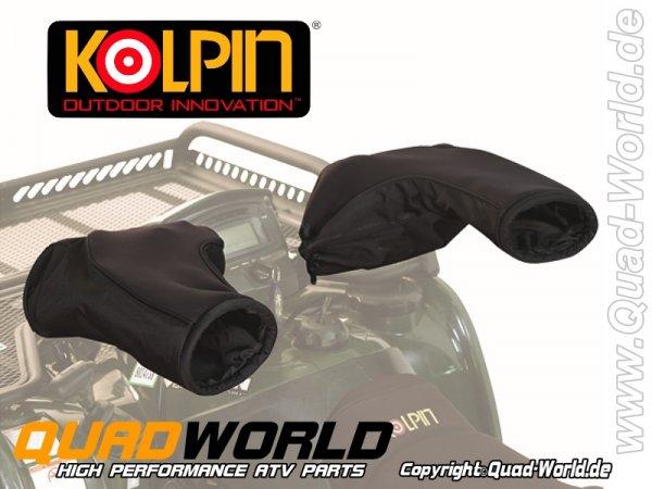 ab3689483475be Kolpin ATV Handwärmer ATV Handschuhe Universal schwarz Stulpen