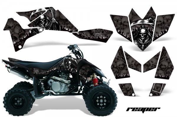 Grafik Kit Dekor Reaper Suzuki LTR 450 Quad ATV Graphic Kit