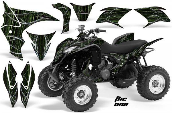 Grafik Kit Dekor The One Honda TRX 700XX Quad ATV Graphic Kit