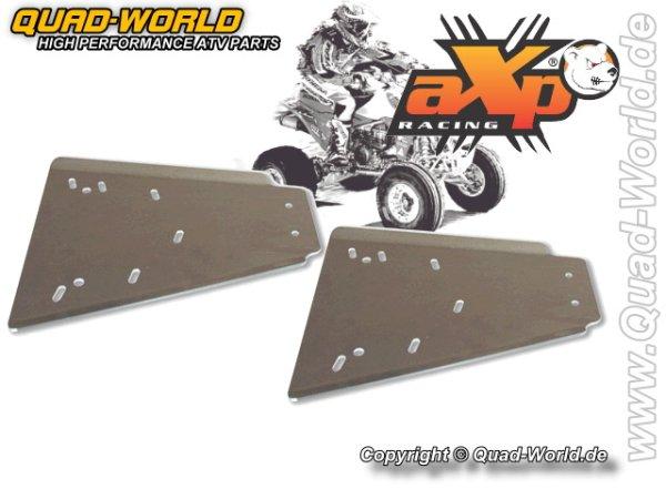 A-Arm Schutz Querlenker Standart Kawasaki KFX400 03-06 Alu