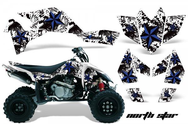 Grafik Kit Dekor North Star Suzuki LTR 450 Quad ATV Graphic Kit