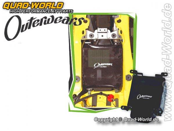 Outerwears Prefilter Luftfilterkasten Schutz Yamaha YFZ 450