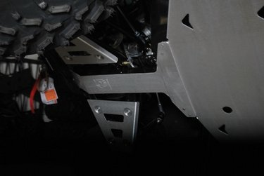 Pro Armor ProArmor Front Skid Plate Unterfahrschutz für CAN AM Outlander 400-500 650 & 800