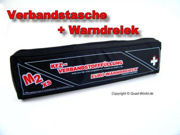 Mini Kombitasche M2 XS Verbandstasche + Warndreieck