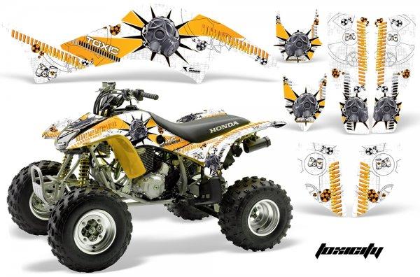 Grafik Kit Dekor Toxicity Honda TRX 400EX 99-07 Quad ATV Graphic Kit