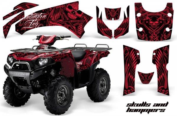"""Kawasaki Brute Force ATV 2/"""" Lift Kit 650 700"""