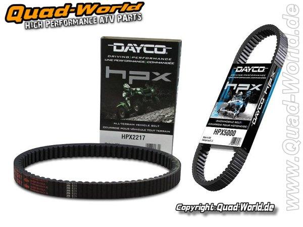 HPX2218 ATV Antriebsriemen Dayco HPX ATV BELT High Performance Extreme ver. Yamaha / Kawasaki ATV