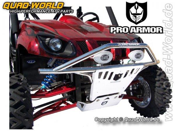 Pro Armor FRONT BUMPER STEEL für Yamaha Rhino