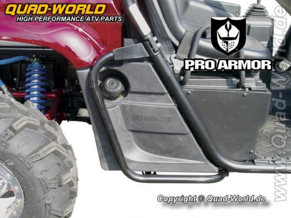 Pro Armor SIDE GUARDS BLACK für Yamaha Rhino für Yamaha Rhino