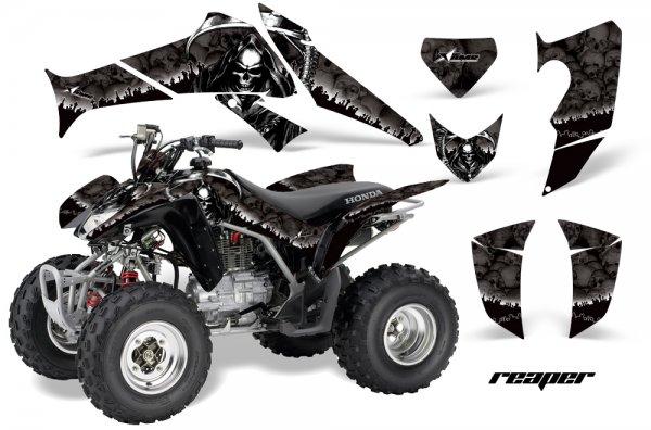 Grafik Kit Dekor Reaper Honda TRX 250EX / 250R Quad ATV Graphic Kit