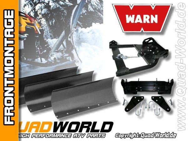 Schneeschild Can Am OUTLANDER 500 H.O. EFI 4X4, MAX EFI 4X4 2007-2009 WARN 54 Zoll 137cm