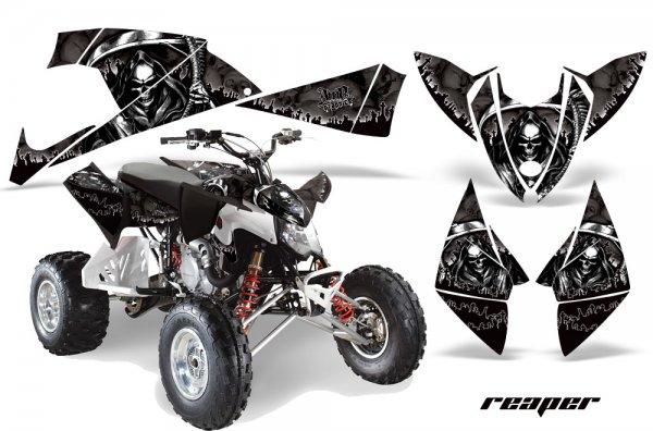 Grafik Kit Dekor Reaper Polaris Outlaw 450/500/525 09-11 Quad ATV Graphic Kit