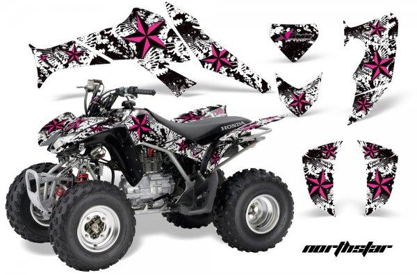 Grafik Kit Dekor North Star Honda TRX 250EX / 250R Quad ATV Graphic Kit