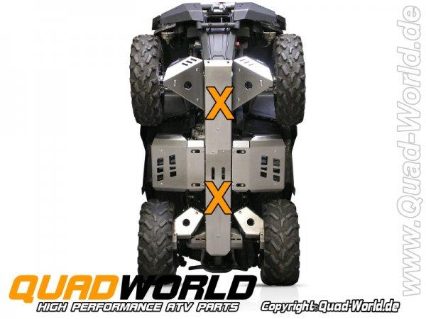CRD Motorschutzplatte Pro Rider Unterfahrschutz Motor Can Am Outlander 1000 XT