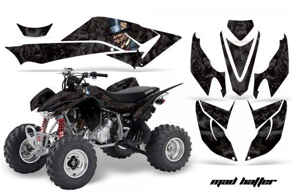 Grafik Kit Dekor MadHatter Honda TRX 400EX 08-11 Quad ATV Graphic Kit