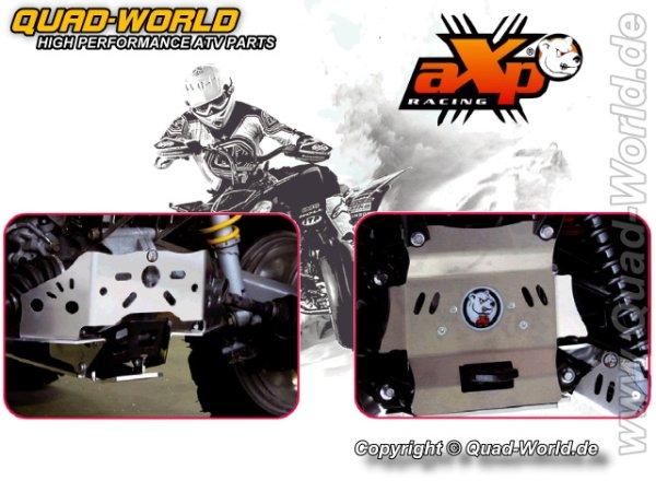 AXP ATV Auffahrschutz Yamaha GRIZZLY 660 Toutes (4mm)