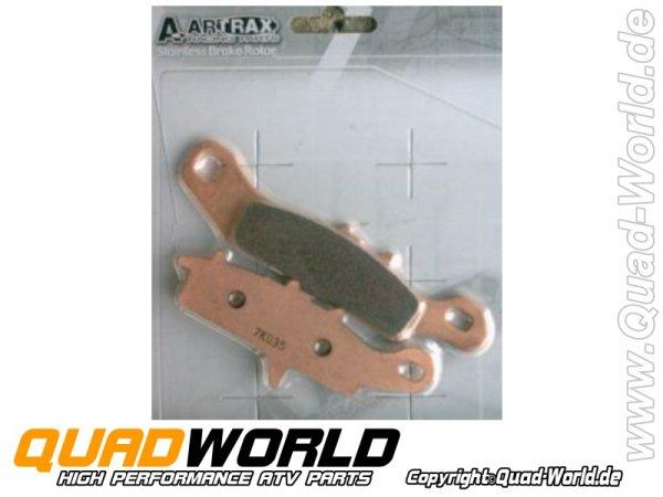 ARTRAX Bremsbeläge vorne rechts für Kawasaki + Suzuki siehe Liste