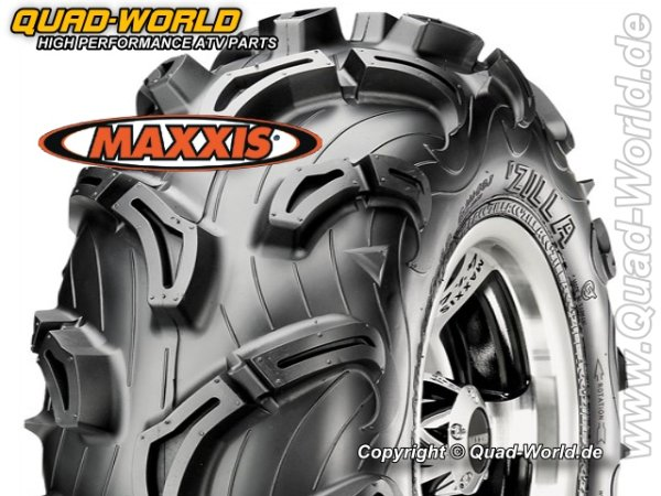 Maxxis Zilla MU02 ATV Reifen 28x12-12 6 PR,TL 61 J E-Geprüft