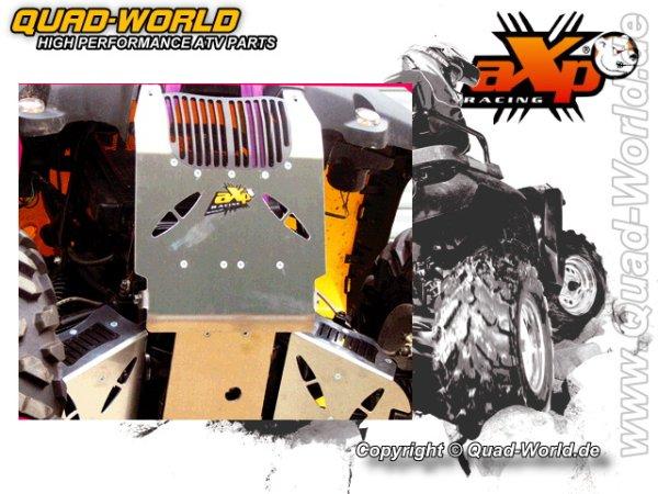 AXP ATV Gleitplatte hinten TGB BLADE 425