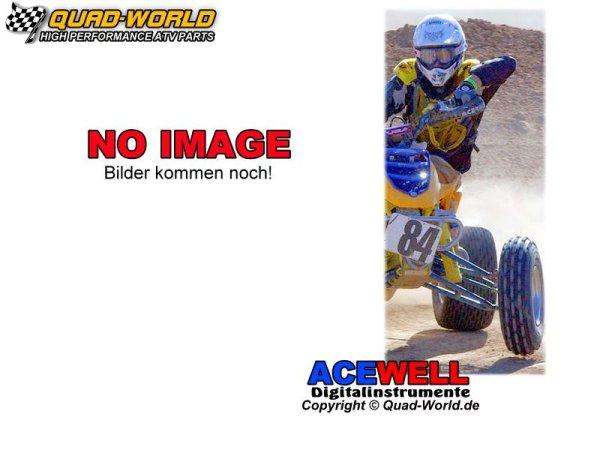 Acewell ACE-2901CB Drehzahlmesser Temp. EINBAU CarbonBlauRing