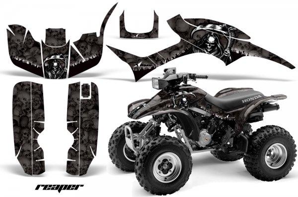 Grafik Kit Dekor Reaper Honda TRX300EX 93-06 Quad ATV Graphic Kit