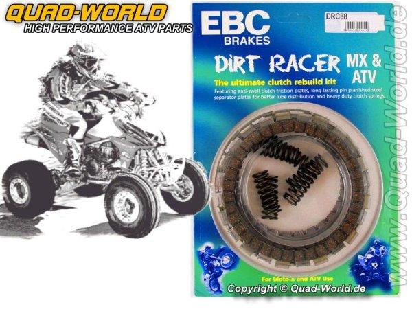 EBC DRC Dirt Racer Kupplungssatz Yamaha YFZ 350 Banshee 90-06
