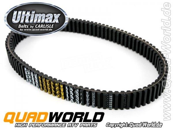 "UA444 Kawasaki 59011-1071 CARLISLE /""Hypermax/"" ATV//UTV Drive Belts"